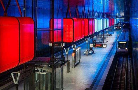 German subway station(图1)